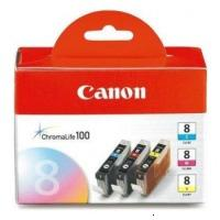 Canon CLI-8-C-M-Y (0621B029)