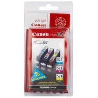Canon CLI-521 C/M/Y (2934B010)