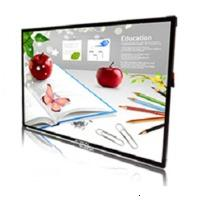 Screen Media M-80 Интерактивная доска, диагональ 80/203 (167х117 см), формат 4:3, электромагнитная, пользователей 1, электронный маркер,