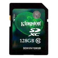 Kingston SDX10V/128GB