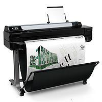 HP Designjet T520 ePrinter 914 мм (CQ893A)
