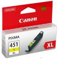 Canon CLI-451Y XL (6475B001)