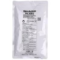 Sharp MX312GV Девелопер оригинальный MX-312GV черный Developer Black 100К для AR-5726, AR-5731, AR-6023D AR-6023, MX-M260, MX-M264, MX-M310, MX-M314, MX-M354 MX312GV