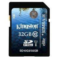 Kingston SD10G3/32GB