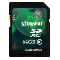 Kingston SD10G3/64GB