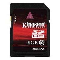 Kingston SD10G3/8GB