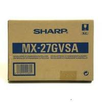Sharp MX27GVSA Девелопер синий, пурпурный, желтый Developer 3 шт. для MX-2300N, MX-2700N, MX-3500N, MX-4500N Cyan, Magenta, Yellow