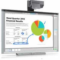 SMART Technologies SMART Board X885IX2-SMP (SBX885IX2-SMP)