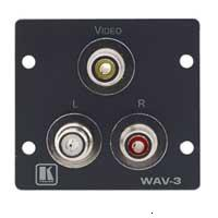 Kramer Electronics WAV-3 (85-0012299)