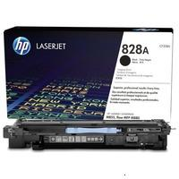 HP CF358A Фотобарабан 828A черный Image Drum для Color LaserJet Enterprise flow M880z, M880z+, M855dn, M855x+ Black 30K