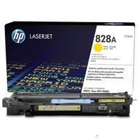 HP CF364A Фотобарабан 828A желтый Image Drum для Color LaserJet Enterprise flow M880z, M880z+, M855dn, M855x+ Yellow 30K