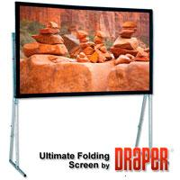 Draper Ultimate Folding Screen