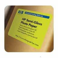 "HP Q1421B ���������� ��� �������� ������������� Universal Semi-Gloss Photo Paper, ����� A0 36"" 914 �� x 30 �, 200 �/�2, ������ 2"" 50"