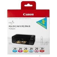 Canon PGI-29 C/M/Y/PC/PM/R (4873B005)
