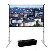 Projecta Fast-Fold Deluxe 196x305 Dual Vision (10530645)