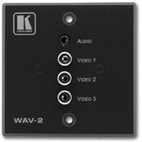 Kramer Electronics WAV-2U(W) (85-759799)