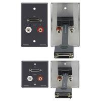 Kramer Electronics WAV-DA2/EU/GB(W) (85-0037899)