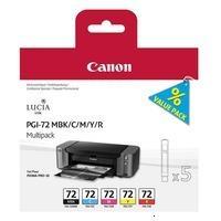 Canon PGI-72-MBK-C-M-Y-R (6402B009)