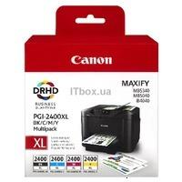Canon PGI-2400XL-BK-C-M-Y-XL (9257B004)