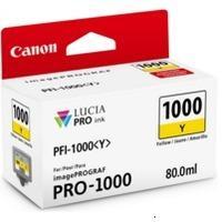 Canon PFI-1000 Y (0549C001)