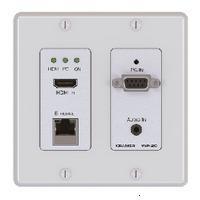 Kramer Electronics WP-20-BLNK(W) (68-80371099)
