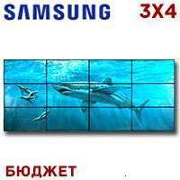 Samsung LCD Video Wall 3x4 1327163