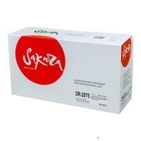 Sakura SADR2075 Фотобарабан DR2075 черный совместимый для HL-2030/2040/2070 FAX-2820/2920 MFC-7220/7420/7820 DCP 7000/7010/7025 Black