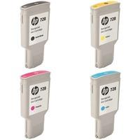 HP T730-T830-130ML-INK-PACK