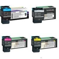 Lexmark C540H1YG-C540H1MG-C540H1CG-C540H1KG
