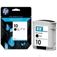 HP C4844A Картридж 10 черный для Designjet 70, 500, 800, 2000C, 2500C Black 1.4K 69 мл.