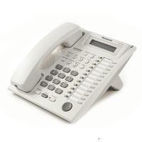 Panasonic KX-T7730RU Системный телефон KX-T7730, LCD 16 символов, 12 прогр. кнопок, спикер