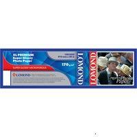 "Lomond 1201022 Фотобумага для плоттера глянцевая XL Premium Super Glossy Photo Paper премиум, рулон A0 36"" 914 мм x 30 м, 200 г/м2,"