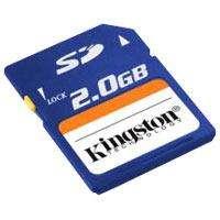 Kingston SD/2GB